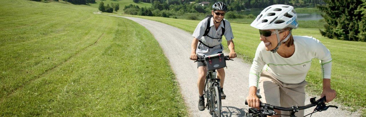 Radfahren im Allgäu © Allgäu GmbH, Marc Oeder