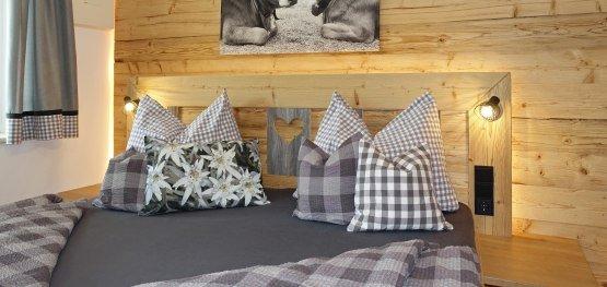 Schlafzimmer - Gastgeber mit Herz e.V. © Sabine Hartmann