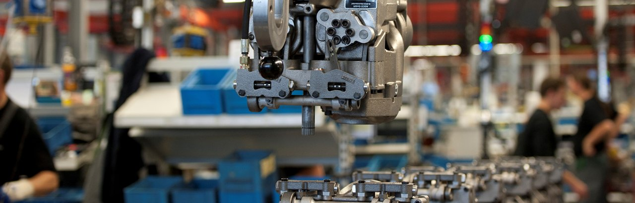 Wirtschaftsstandort Allgaeu - Maschinenbau, © Allgäu GmbH, Bruno Maul